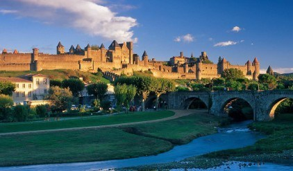 Best campsite in France - Carcassonne