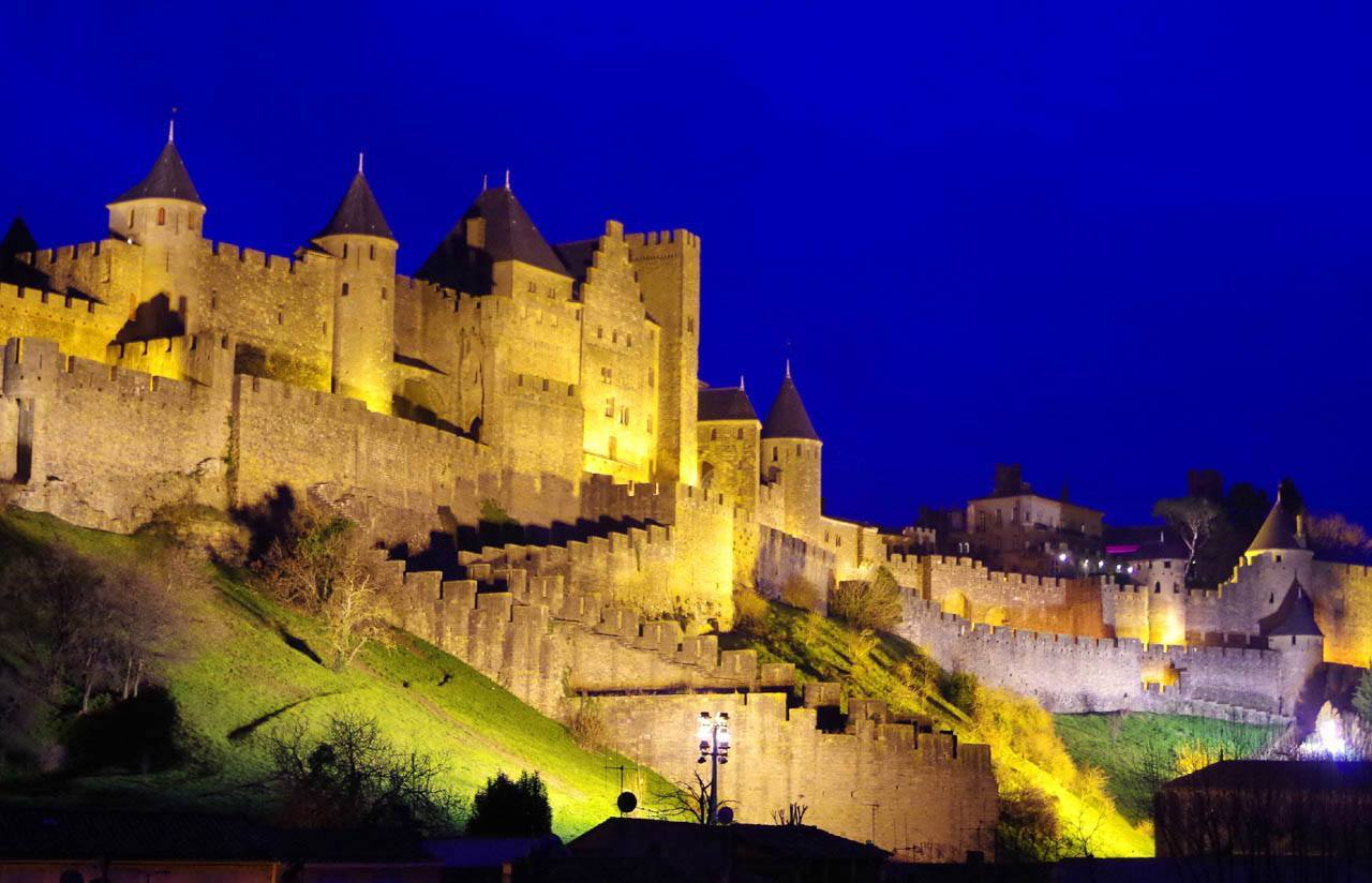 Pictures Of Garden Must Sees The City Of Carcassonne Campsites Sir 232 Ne