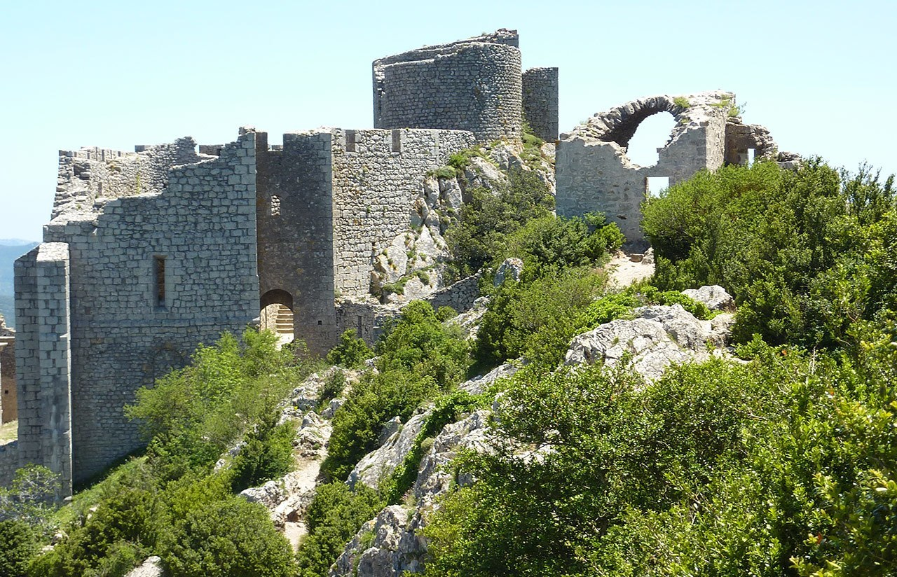 Must sees   Cathar Country   Campsites Sirène Holidays