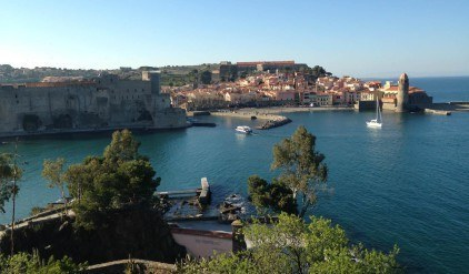 Best campsite in the south of France - Collioure