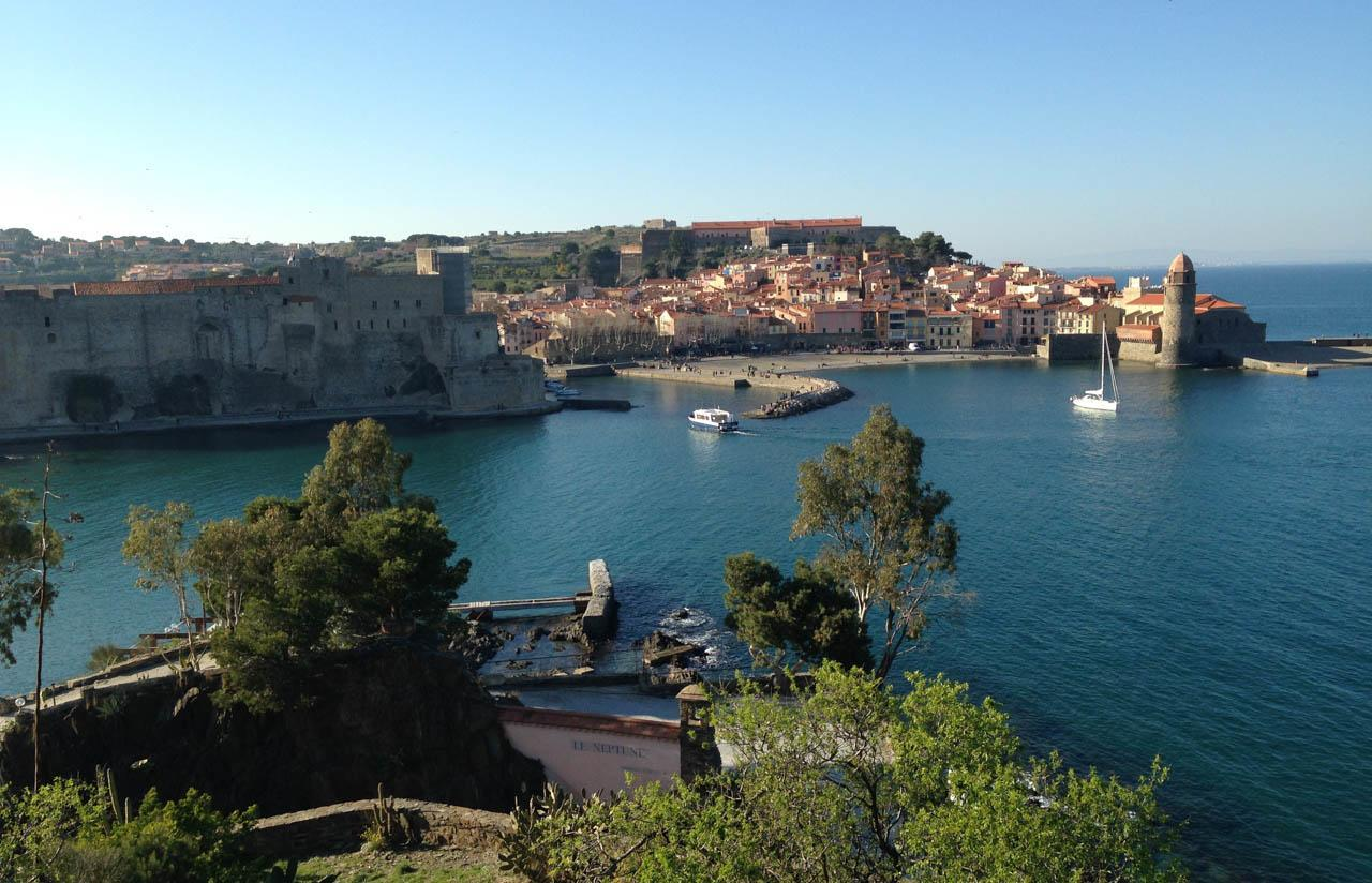 Must sees collioure c te vermeille campsites sir ne for Les jardins de collioure