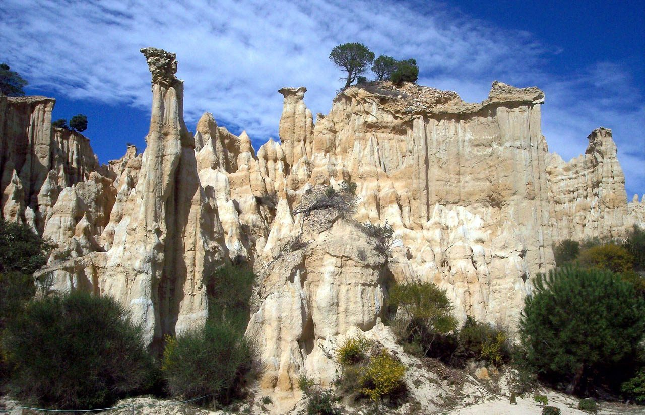 Must Sees The Organs Of Illes Sur Tet Campsites Sirene Holidays