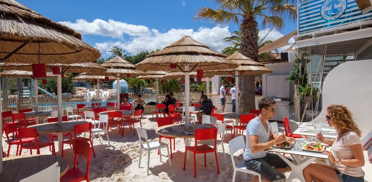 Restaurant Sirène Beach
